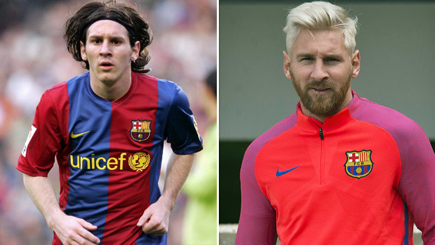 Die wundersame Wandlung des Lionel Messi (Bild: APA/AFP/OLI SCARFF, GEPA)