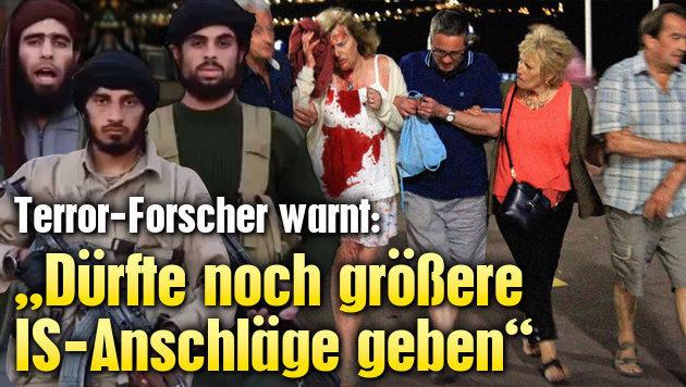 """""""Es d�rfte noch gr��ere IS-Anschl�ge geben"""""""