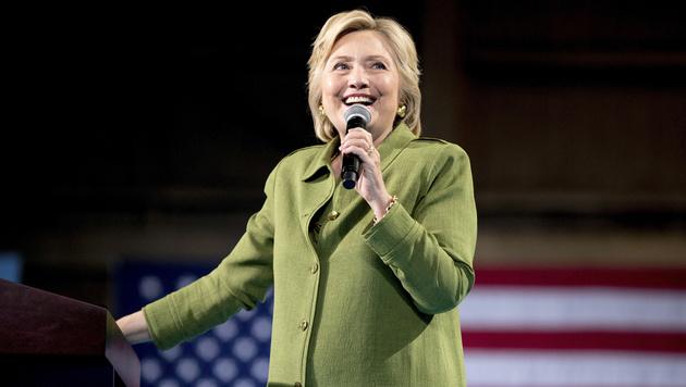 Hillary Clinton (Bild: Associated Press)