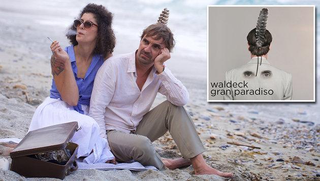 Waldeck: Großes Italo-Feeling auf CD gebrannt (Bild: Katsey, Christian Thüringer)