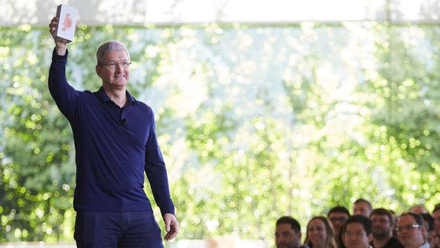 Apple meldet Verkauf des milliardsten iPhones (Bild: Apple)