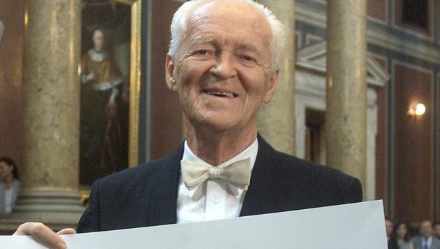 Dopingjäger Ludwig Prokop (95) gestorben! (Bild: APA)