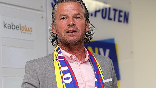 Ex-Sportchef Schinkels rechnet mit St. Pölten ab (Bild: GEPA)