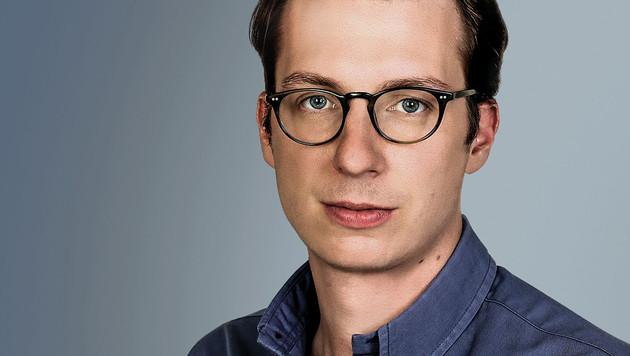 Michael Eder neuer Geschäftsführer bei krone.at (Bild: Klemens Groh)