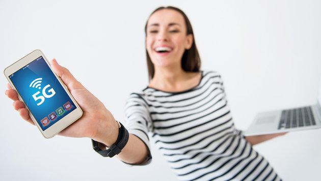 Mobilfunkturbo 5G lässt noch auf sich warten (Bild: thinkstockphotos.de)