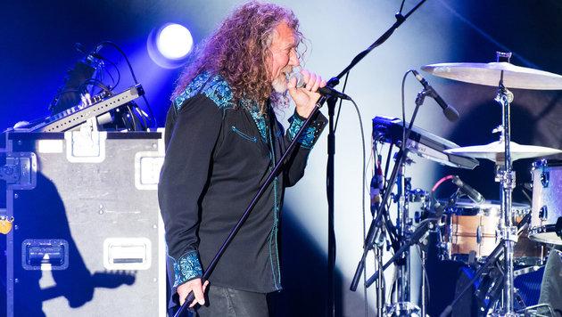 Robert Plant (Bild: Andreas Graf)