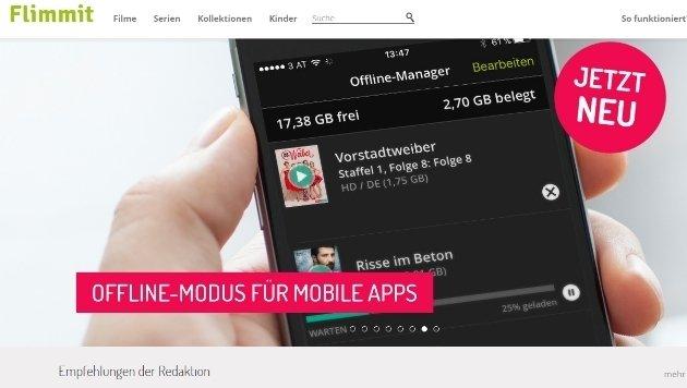 ORF-Streamingplattform bekommt neuen Chef (Bild: flimmit.com)