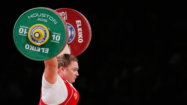 Olympia: Auch Russlands Gewichtheber gesperrt (Bild: APA/AFP/GETTY IMAGES NORTH AMERICA/SCOTT)