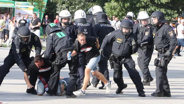 """Trnava vs. Austria: """"R�ckspiel wird noch �rger!"""" (Bild: KRISTIAN BISSUTI)"""