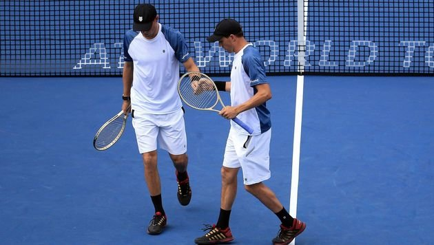Bryan-Brüder und Zverev verzichten auf Olympia (Bild: APA/AFP/GETTY IMAGES/Vaughn Ridley)