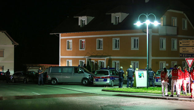 Mann (58) tötete Noch-Ehefrau: Geständnis abgelegt (Bild: Matthias Lauber/laumat.at)