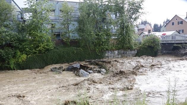 Erneut heftige Unwetter in Teilen Österreichs (Bild: FF Voitsberg/Ninaus)
