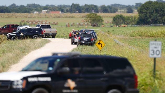 16 Tote bei Absturz von Heißluftballon in Texas (Bild: APA/AFP/AARON M. SPRECHER)