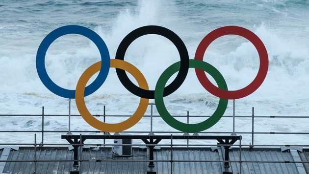 IOC entscheidet über Zulassung russischer Sportler (Bild: AFP)