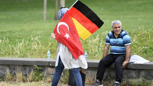 Erdogan-Rede in Köln verboten: Ankara tobt (Bild: AP)