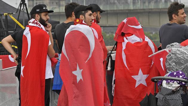 """""""Türkei-Konflikt könnte zu uns überschwappen"""" (Bild: AP)"""