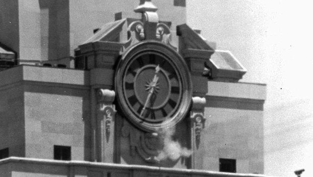 Whitman-Amoklauf 1966 (Bild: AP1966)