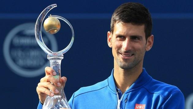 Djokovic vor Olympia zurück auf der Siegerstraße (Bild: Getty Images)