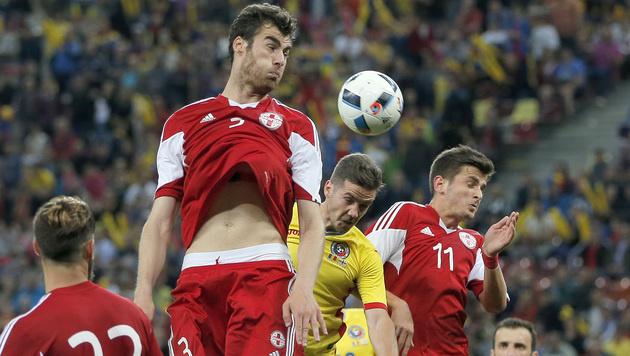 Giorgi Kvilitaia (Bild: AP)