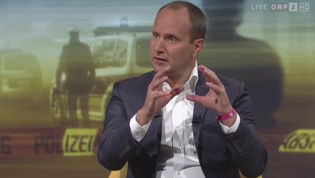NEOS-Chef Matthias Strolz (Bild: ORF)