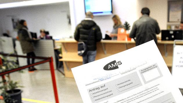 ÖVP will Verschärfungen bei Zumutbarkeit von Jobs (Bild: APA/HERBERT PFARRHOFER)