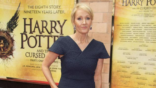 J.K. Rowling (Bild: Invision)