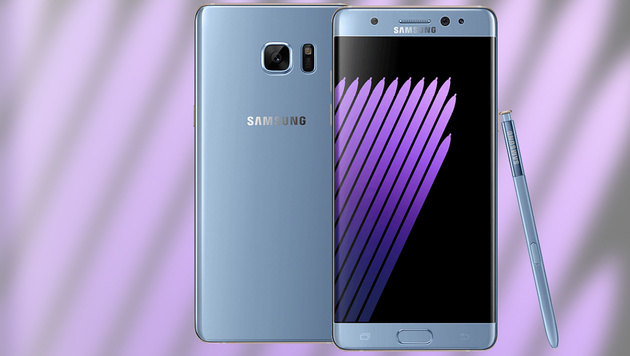 Umtauschaktion für Galaxy Note 7 in USA gestartet (Bild: Samsung, krone.at-Grafik)