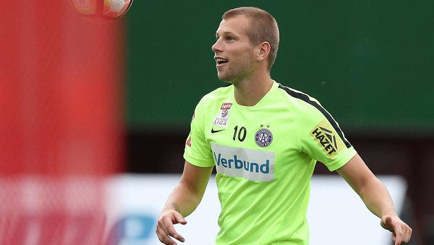 Alexander Grünwald (Bild: GEPA)