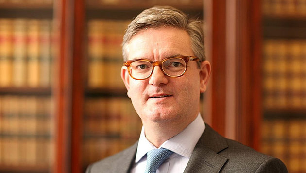 EU-Sicherheitskommissar Julian King (Bild: EPA)