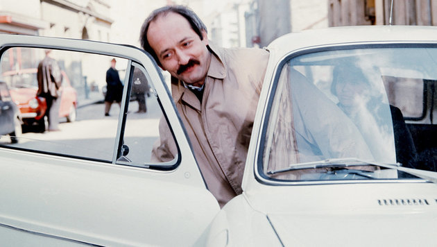 Der erste Kottan: Peter Vogel (Bild: ORF)