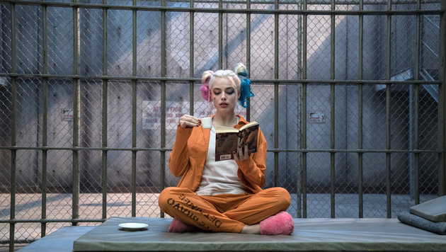 "Margot Robbie als Harley Quinn in ""Suicide Squad"" (Bild: AP/© 2015 Warner Bros. Entertainment Inc.)"