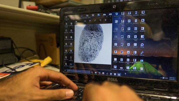 "Mörder-Smartphone mit ""Zaubertinte"" entsperrt (Bild: Michigan State University)"