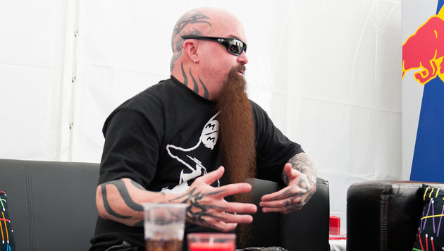"""Slayer: """"Versuchen, wie unsere Fans zu denken"""" (Bild: Andreas Graf)"""