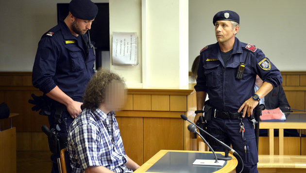 Ehepaar brutal getötet: Pole wird eingewiesen (Bild: APA/HERBERT PFARRHOFER)