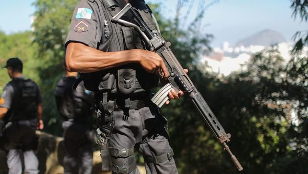 Brutaler Überfall auf Österreicher in Rio! (Bild: APA/AFP/GETTY IMAGES/MARIO TAMA)