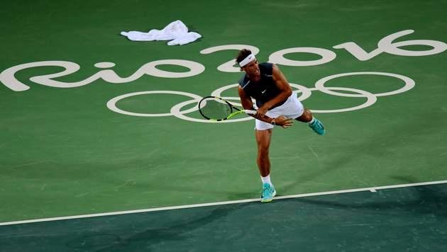 Grünes Licht für Rio-Einsatz von Tennis-Star Nadal (Bild: AFP)