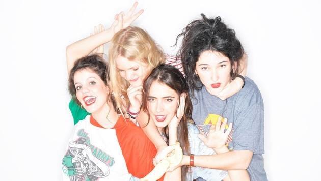 Hinds bringen Girl Power auf das Summerville (Bild: Pau Bonet)