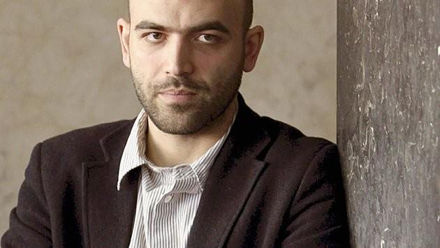 Saviano erhält Medienpreis für Arbeit zur Mafia (Bild: EPA)