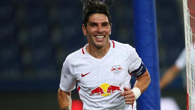 Red Bull Salzburg - schon 5 Jahre ohne Niederlage! (Bild: GEPA)