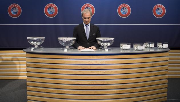 Champions-League-Reform der UEFA rückt näher (Bild: AP)