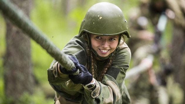 Norwegens Frauen müssen zum Heer (Bild: Julie Kristiansen Johansen)