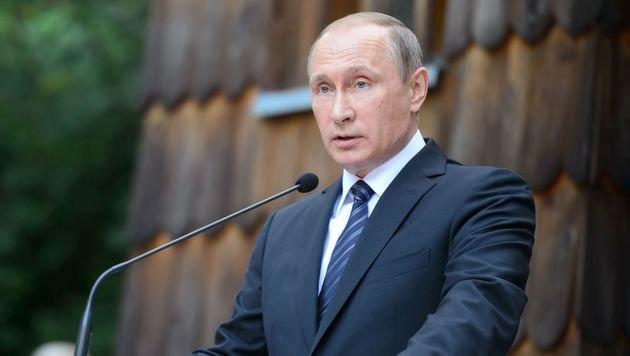 Putin reist nicht zu den Spielen nach Rio! (Bild: AFP)
