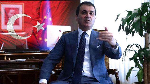 """Türkei: """"Kern argumentiert wie ein Rechtsextremer"""" (Bild: thinkstockphotos.de, AFP)"""