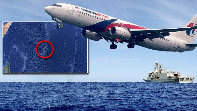 Suche nach vermisstem MH370-Jet wird eingestellt (Bild: APA/EPA)