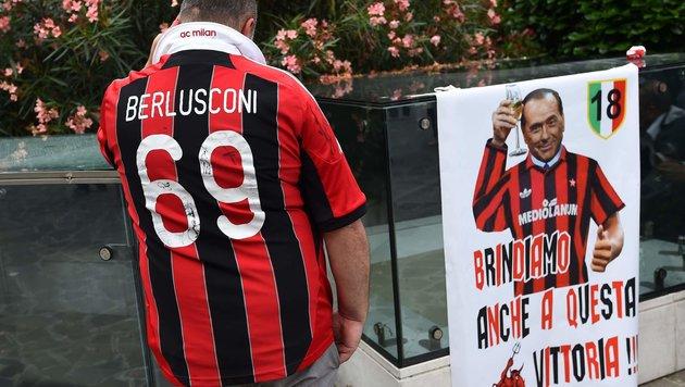 """Chinesisches"" Milan ""bald wieder Weltspitze"" (Bild: AFP or licensors)"