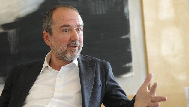 Medienminister Thomas Drozda (Bild: APA/Herbert Pfarrhofer)