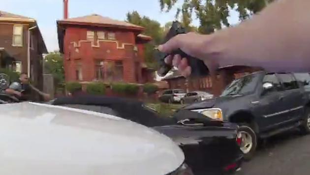 Erneut schwarzer Teenager von US-Cops erschossen (Bild: Chicago Police Department)