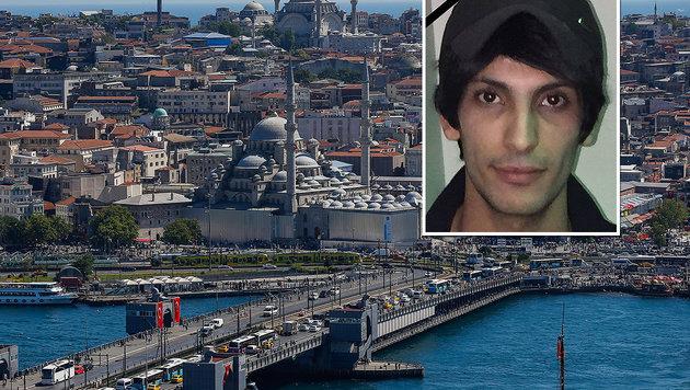 Istanbul: Homosexueller Flüchtling geköpft (Bild: Twitter.com/Kaos GL, AP)