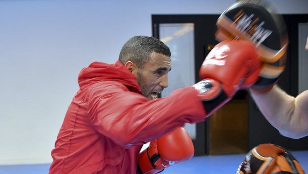 Olympia-Boxer wegen Sex-Attacken in Haft! (Bild: AFP or licensors)