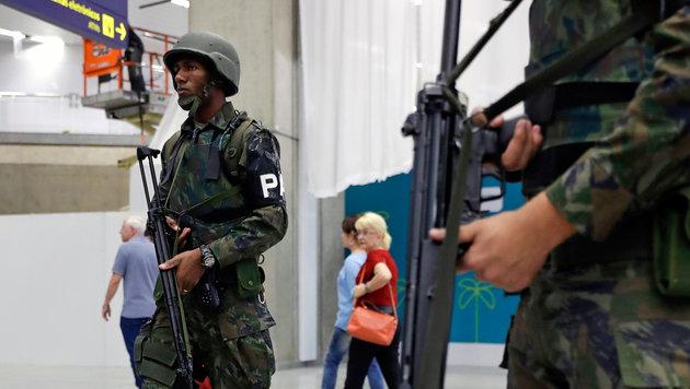 Todesschüsse in Rio: Rätsel um Konsul gelöst (Bild: AP)